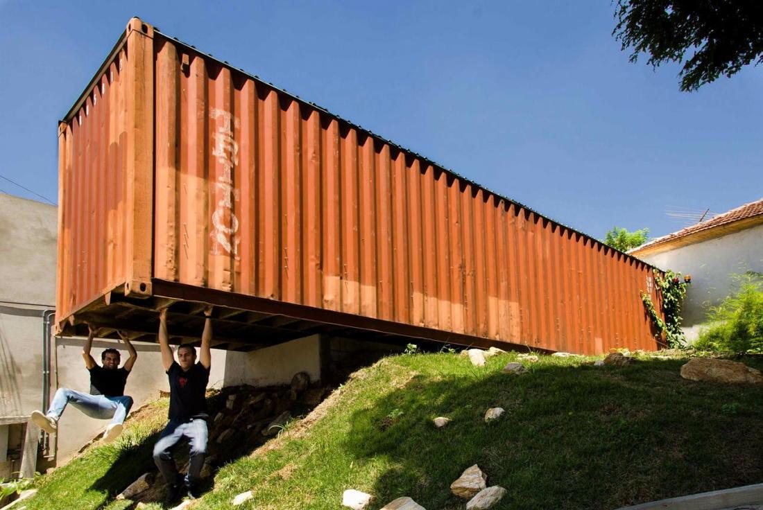 Дом из контейнера простое решение жилищного вопроса 01