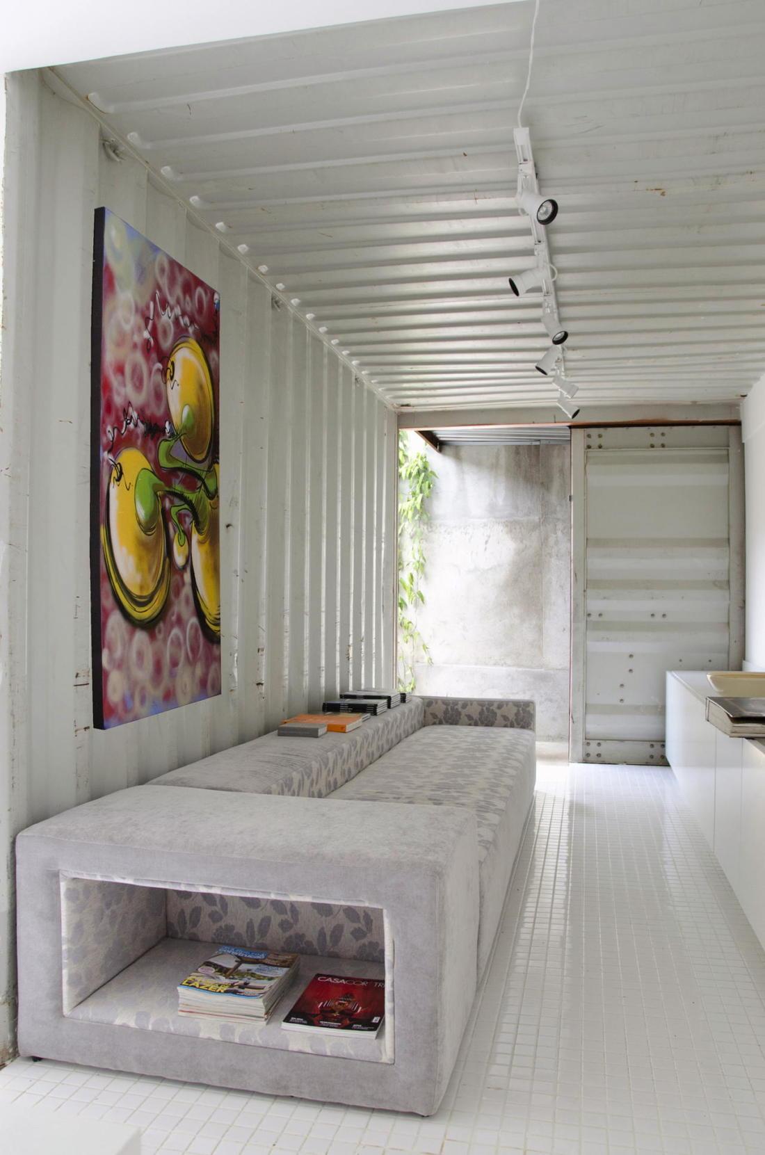 Дом из контейнера простое решение жилищного вопроса 11
