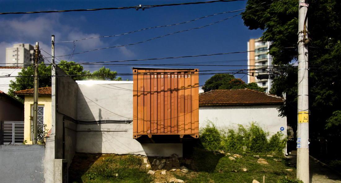 Дом из контейнера простое решение жилищного вопроса 12