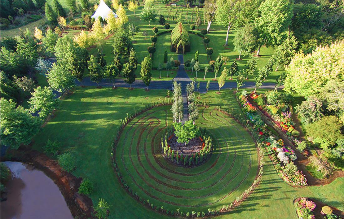 В гармонии с природой — уникальная церковь в Новой Зеландии 2