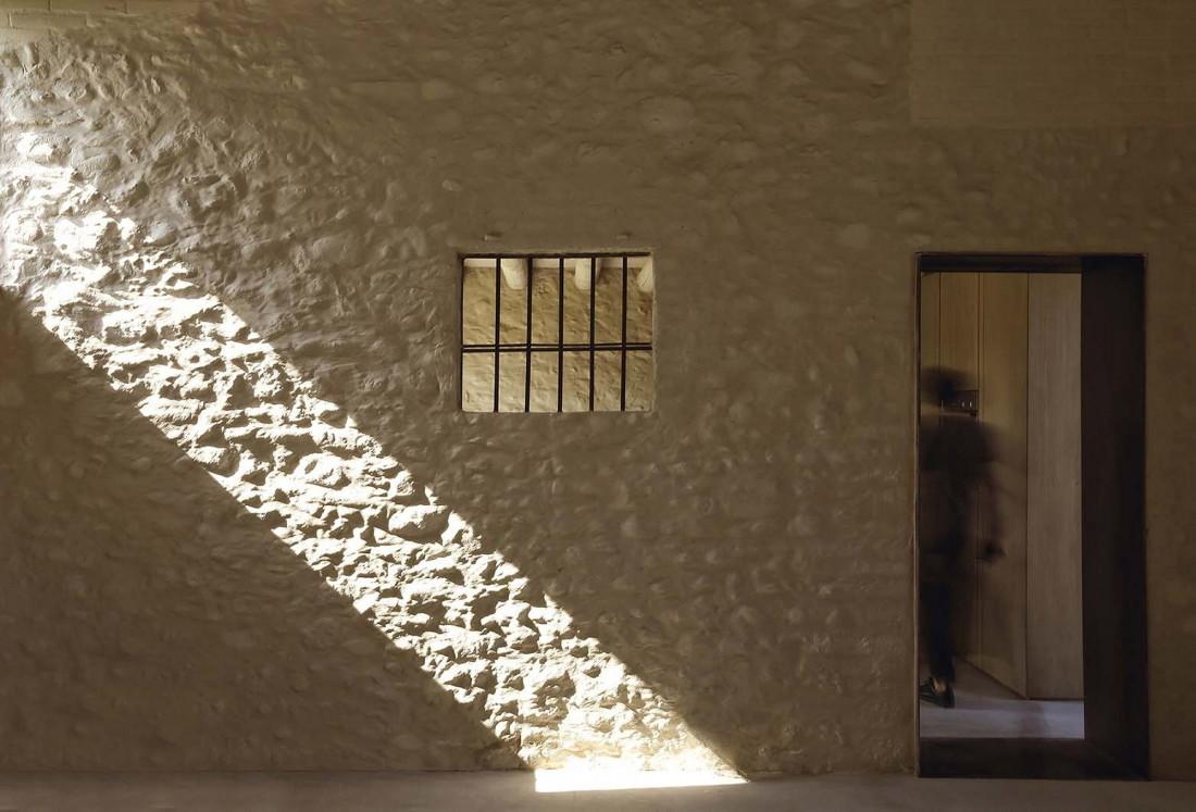 Реставрация виллы Brolo Saccomani в Италии от студии Bricolo Falsarella 11