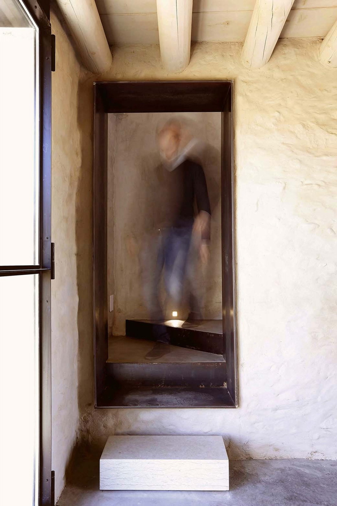 Реставрация виллы Brolo Saccomani в Италии от студии Bricolo Falsarella 16