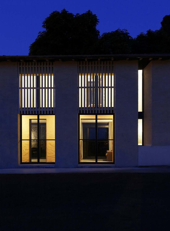 Реставрация виллы Brolo Saccomani в Италии от студии Bricolo Falsarella 18