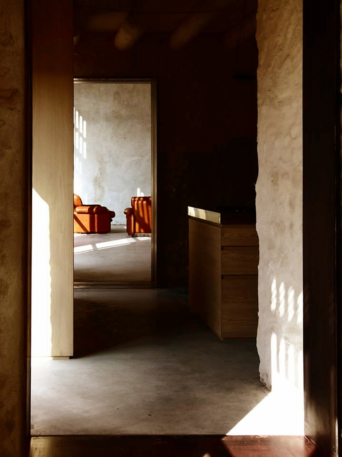 Реставрация виллы Brolo Saccomani в Италии от студии Bricolo Falsarella 9